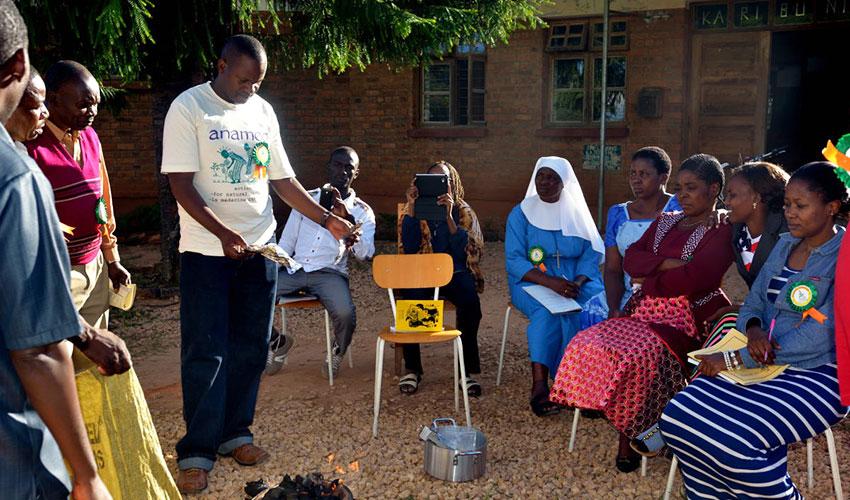 L'esperienza di Anamed con l'Artemisia nel trattamento della Malaria